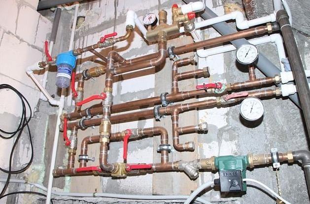Lampisteria bcn trabajos realizados en barcelona - Trabajos de fontaneria ...